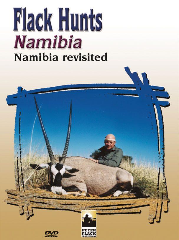 Flack Hunts Namibia