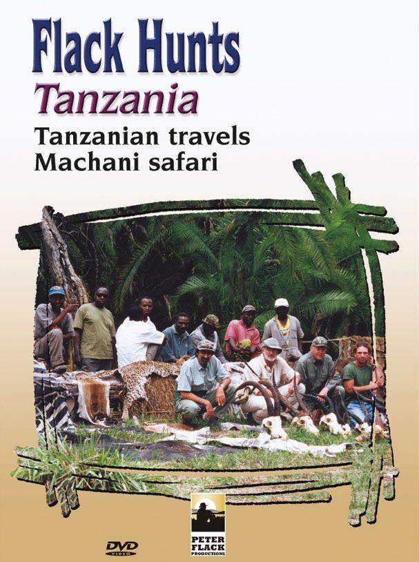 Flack Hunts Tanzania