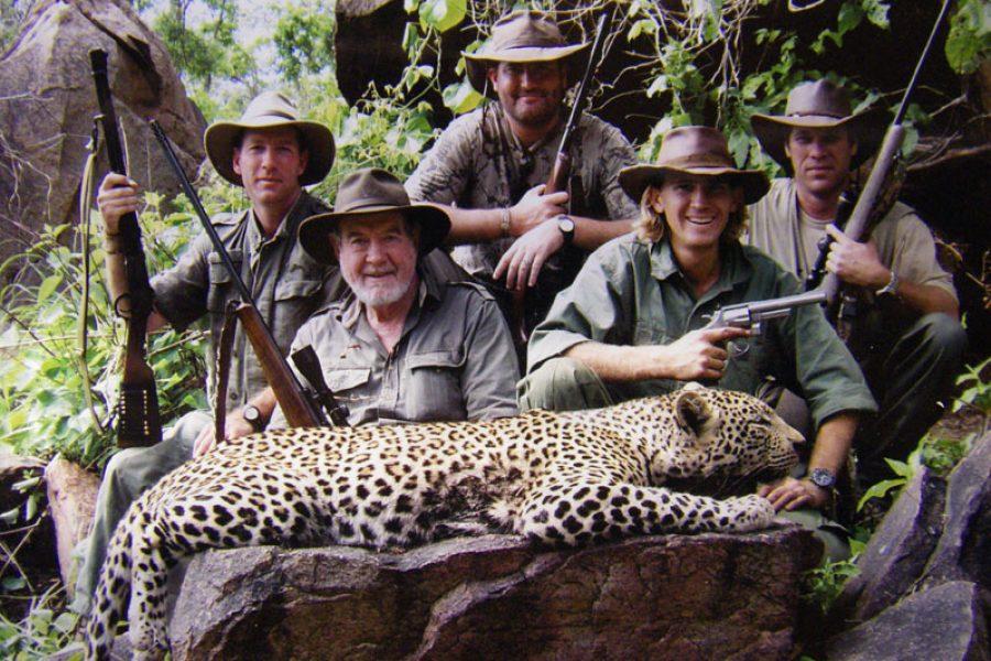 Leopard Lunacy