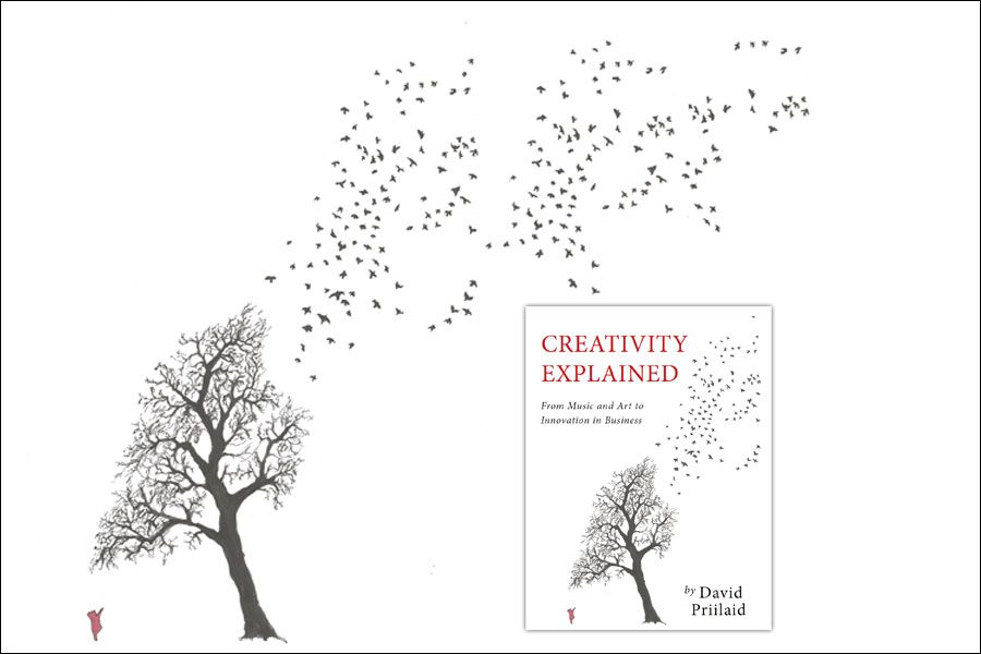 Creativity Explained by David Priilaid